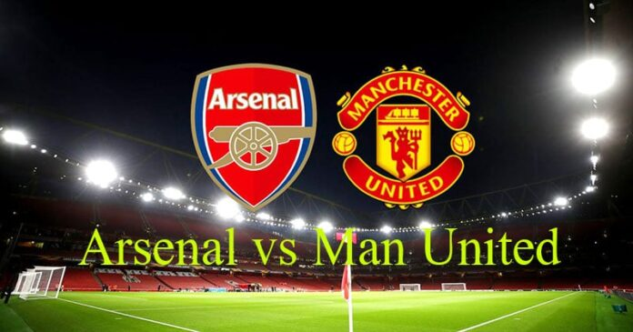 Arsenal vs Man United Live, Soccer English Premier League, Football 2021, TV Stream Online in HD