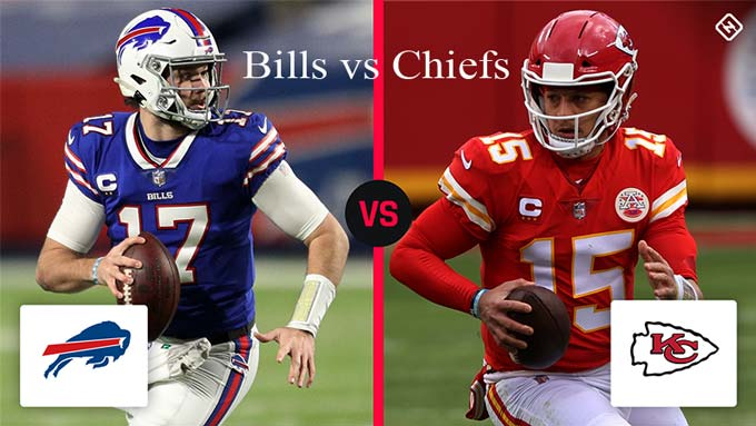 NFL Bills vs Chiefs