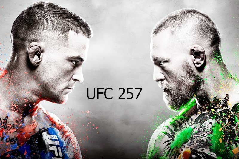 Poirier vs McGregor Live,UFC 257, Reddit TV Stream Online in HD