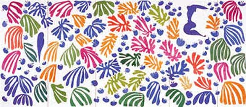 Henri Matisse Online: Painting With Scissors London