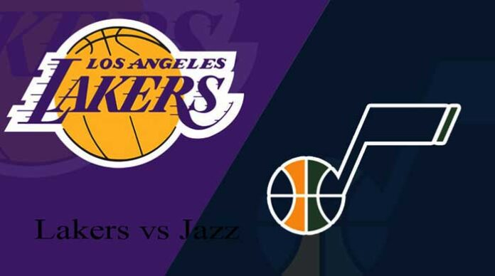 Lakers vs Jazz