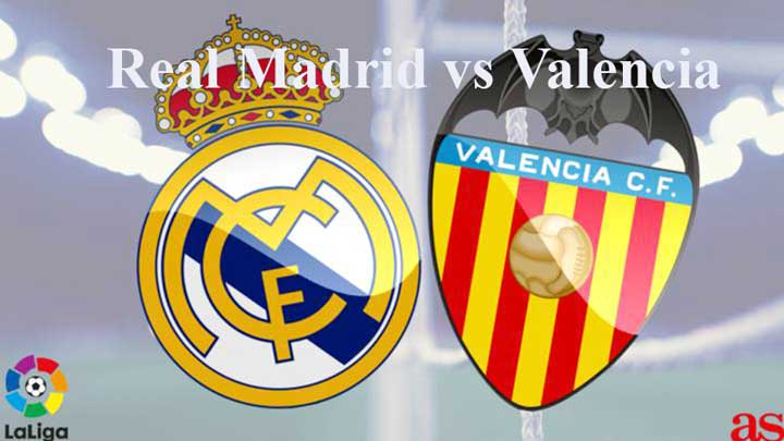 Real Madrid vs Valencia