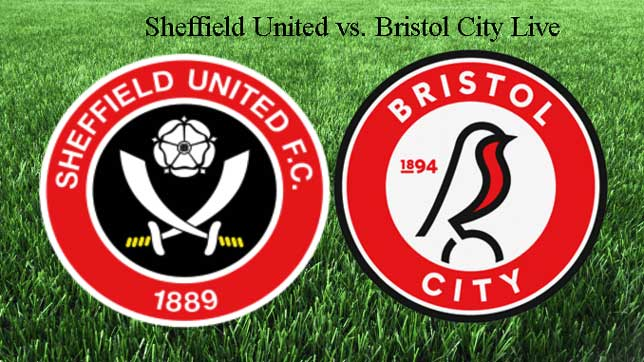 Sheffield United vs Bristol City Live