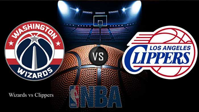 Wizards vs Clippers