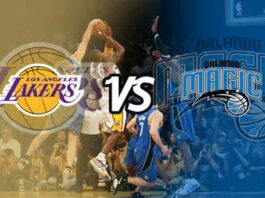 LA Lakers vs Orlando Magic