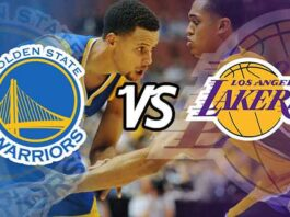 Lakers vs Warriors