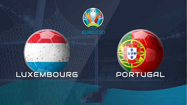 Luxembourg vs Portugal