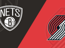 Nets vs Trail Blazers