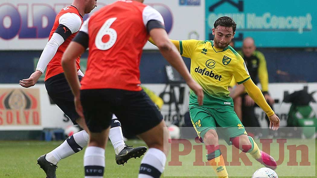 Norwich City vs Luton Town