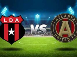 Atlanta United vs LD Alajuelense