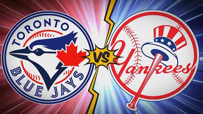 Blue Jays vs Yankees